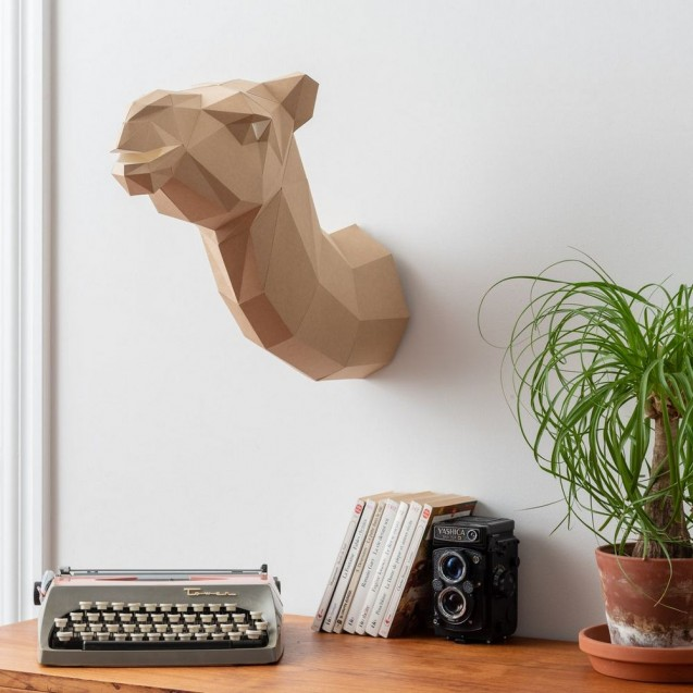 Паперкрафт-модель Верблюд
